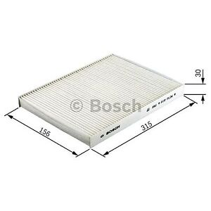 BOSCH-Activated-Carbon-Cabin-Filter-1987432307-Single