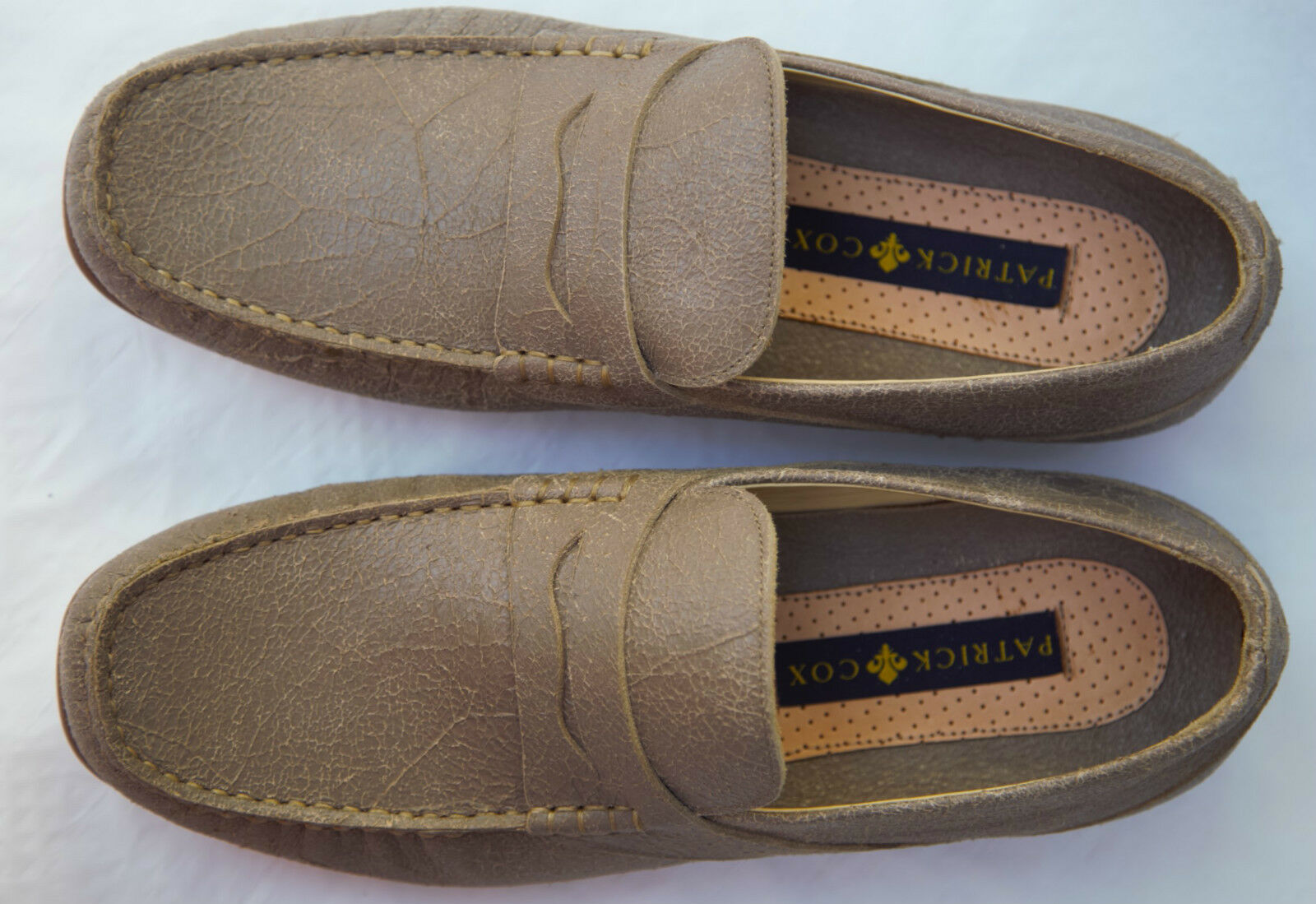 Patrick Cox Loafers Size 42 - Leather NEW