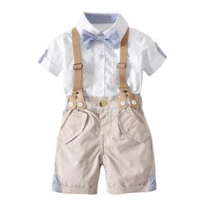 897a8031dd913 LC_ habillé à bave bébé garçon chemise et pantalons avec noeud ...