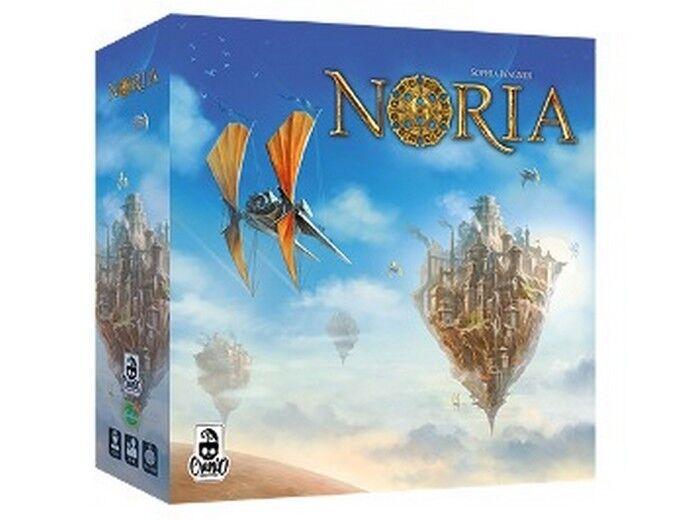 Noria, Gioco da Tavola, Nuovo by Cranio Creations, Edizione Italiana