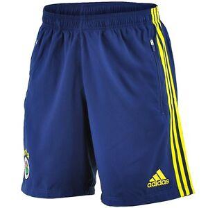 adidas-Mens-Fenerbache-2014-2015-Woven-Football-Training-Shorts-With-Zip-Pockets