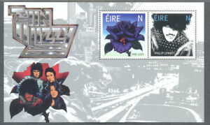 Ireland-Thin-Lizzy-Phil-Lynott-mnh-Special-min-sheet-Music-Pop-postage-stamps