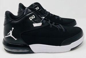 detailing b05e0 74f31 Details about 🔥NEW Nike AIR JORDAN FLIGHT ORIGIN 3 BASKETBALL SHOES SZ  11.5 BLACK WHITE 🔥