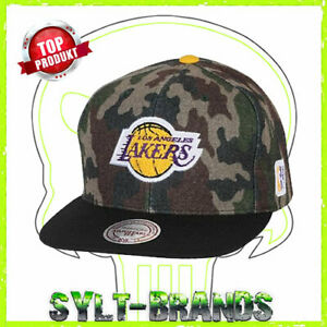 L-A-LAKERS-KAPPE-MITCHELL-AND-NESS-BASEBALL-CAP-MITCHELL-amp-NESS-SNAPBACK-HATS
