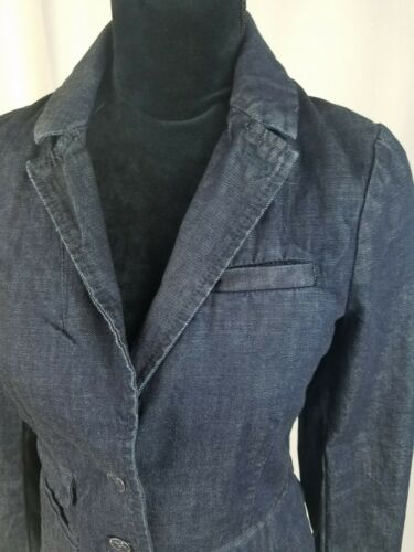 S Denim Women Jacket Og Letterpress Jeans Pilcro The Anthropologie Blazer xfqBXzw