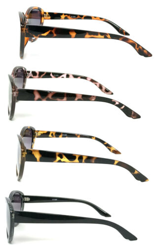 a949fee5cd2 3 of 7 Womens Cat Eye Full Lens Magnified Tinted Sun Readers Reading  Sunglasses UV400