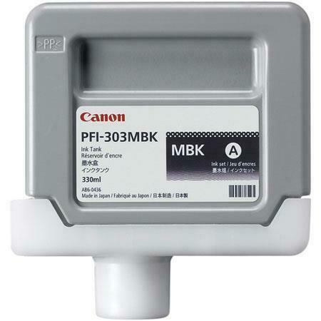 Canon MATTE BLACK INK TANK CARTRIDGE 330ML FOR IPF810, 820