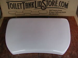 American Standard 4014 Toilet Tank Lid White For 14 Rough In Cadet