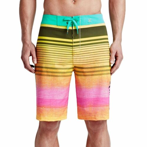NWT Hurley Men/'s Phantom Clemente Boardshorts Size 40