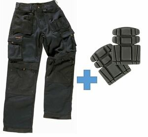 TuffStuff 700 Heavy Duty Extreme Work Trouser + FREE Pair of KNEE-PADS