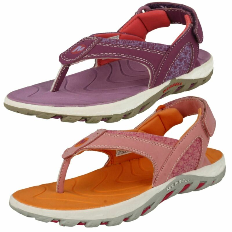 'girls Merrell' Summer Toe Post Sandals - Water Pro Plunge