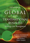 Global and Transnational Business: Strategy and Management by David Campbell, George Stonehouse, Tony Purdie, Jim Hamill (Paperback, 2004)