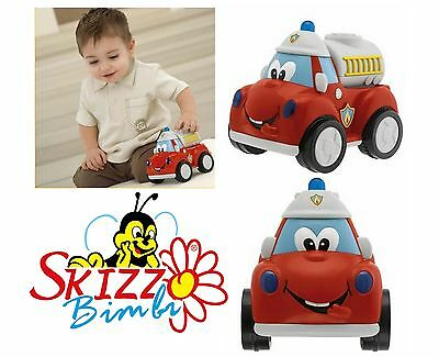 Aspirante Chicco Gioco Fire Truck Funny Vehicles 6m+ New Forte Resistenza Al Calore E All'Usura Dura