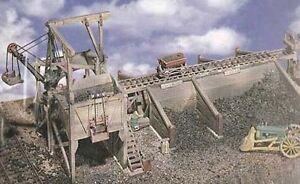 Woodland Scenics Ts 153 - Compagnie de charbon Otis Scena Ferrov.americana