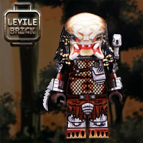 ⎡LEYILE BRICK⎦Pre-order Custom Predator Lego Minifigure