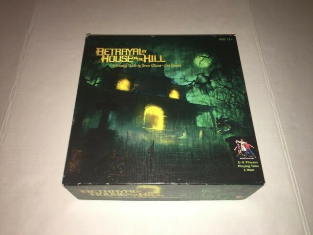 online betrayal at house on the hill