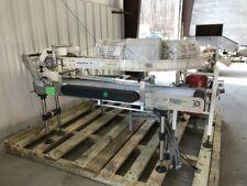 Spantech Powered Conveyor Accumulation Plastic Slat Double Tier Conveyor