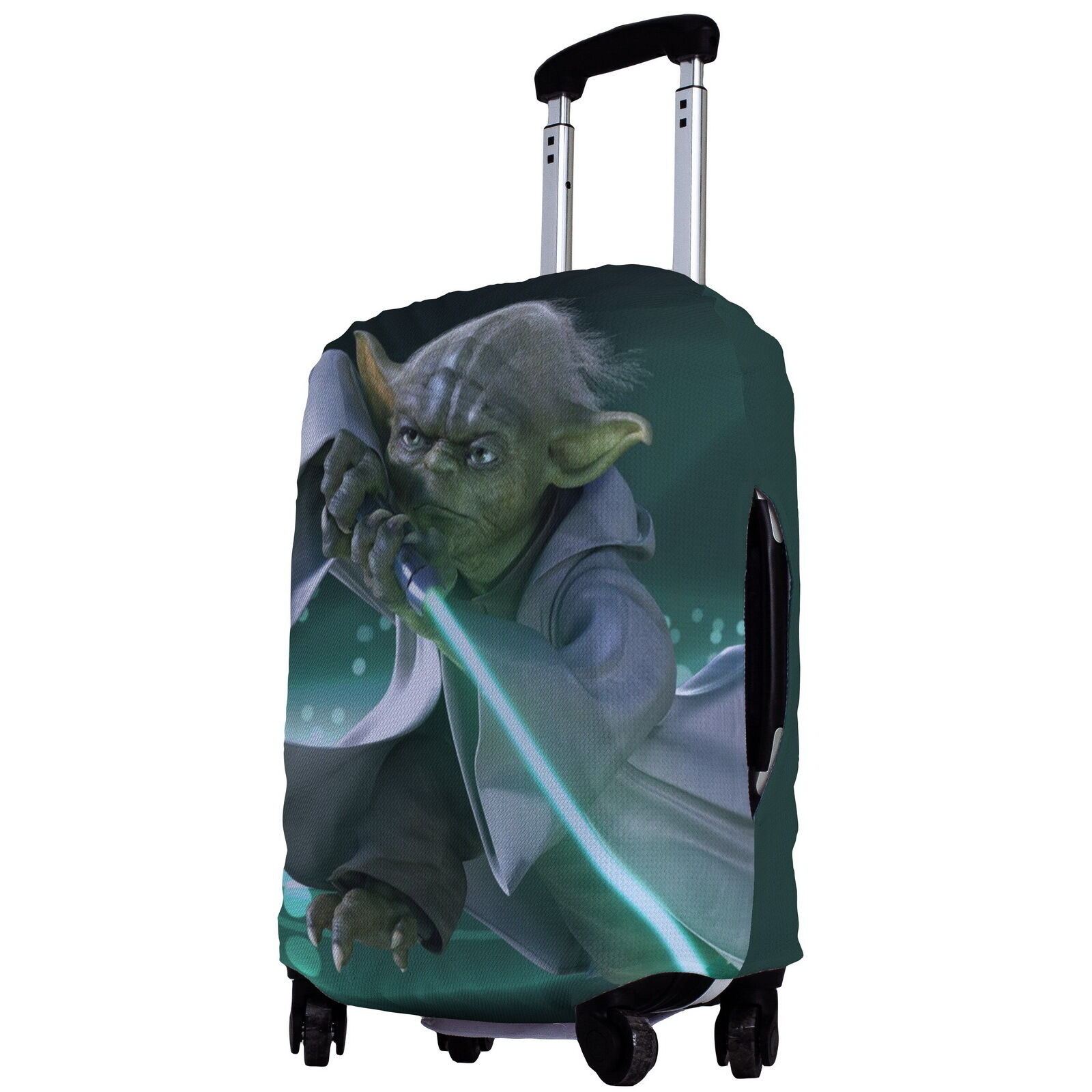Yoda Disney Star Wars Suitcase Cover