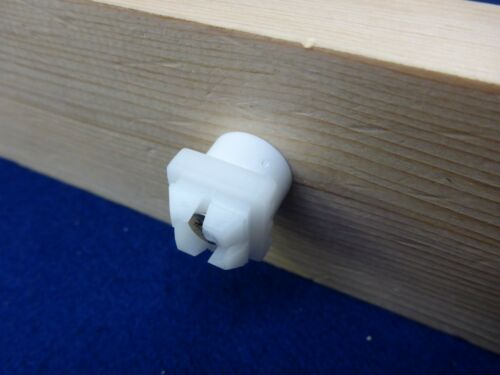 Curtain Bracket Spacers 6mm Thickness