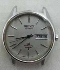 Grand Seiko 6156-8010 HI-BEAT 3 Cut Glass Automatic Good Accuracy VG