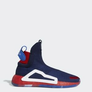 Exceder dos Bajar  Adidas X Marvel Avengers Next Level Basketball Shoes - Captain America /  EF2257 | eBay