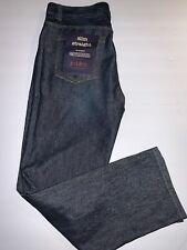 paper denim cloth jeans mens Straight Fit 44x 30  Lennon