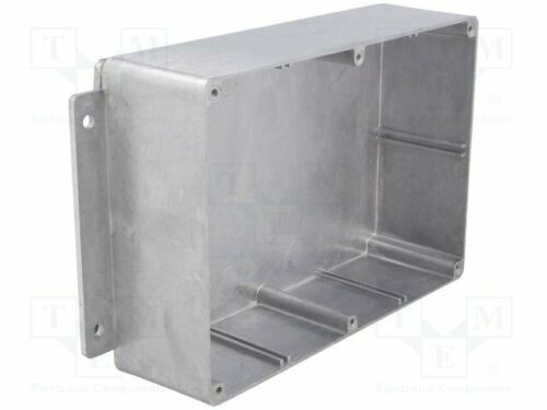 169 BS29MF Aluminium Housing with Bracket 140 x100x75mm IP66 Metal Box GAINTA