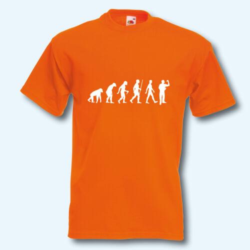 Evolution Dart Fun-Shirt S-XXXL T-Shirt