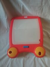 Htf Little Tikes Light Up Drawing Board Copy Pad Tracer Art Daycare