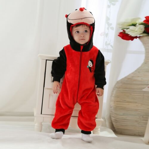 Baby Kleinkind Kostüm-party Dschungeltier Kostüm Spielanzug Größe 3-24 Monate