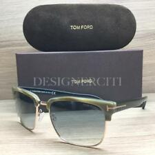 a6acc751d4 item 6 Tom Ford River TF367 367 Sunglasses Grey Green Horn Black 60B  Authentic 57mm -Tom Ford River TF367 367 Sunglasses Grey Green Horn Black  60B Authentic ...