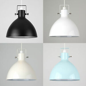 Industrial Dome Ceiling Light Shade Pendant Lighting Kitchen Lights - Kitchen dome ceiling lighting