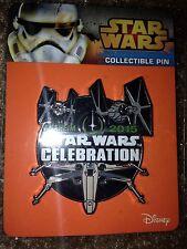 star wars celebration VII Think Geek Pin Exclusive! The Force Awakens!!!