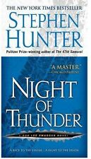 Bob Lee Swagger: Night of Thunder by Stephen Hunter (2009, Paperback)