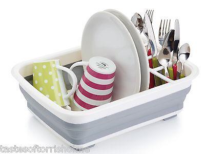 Möbel & Wohnen Kochen & Genießen Ambitious Kitchen Craft Groß Klappbar Schale Waschen Entwässernd Brett Abtropfgefäß´ Exquisite Craftsmanship;