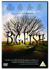 Big Fish 2004 Ewan McGregor, Albert Finney, Billy Crudup, Jessica NEW UK R2 DVD
