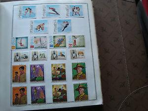 Sonstige Mittlerer Osten 21 Briefmarken Nicht Gestempelt Briefmarke Clever Fujairah