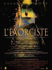 Affiche 40x60cm L'EXORCISTE, LA SUITE - THE EXORCIST 3 (1990) W. P. Blatty TBE