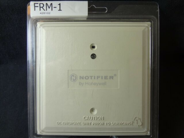 Honeywell NOTIFIER Frm-1 Relay Control Module Fire Alarm Frm1