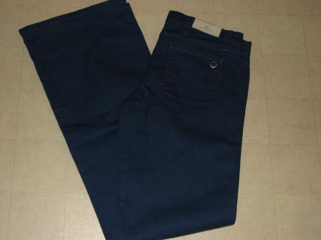 Lacoste bluee Jeans Pants For Women HF6443 Sz 8 (T40) - NWT