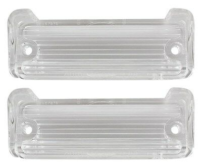 1966 Chevy Impala Back Up Light Lens Pair