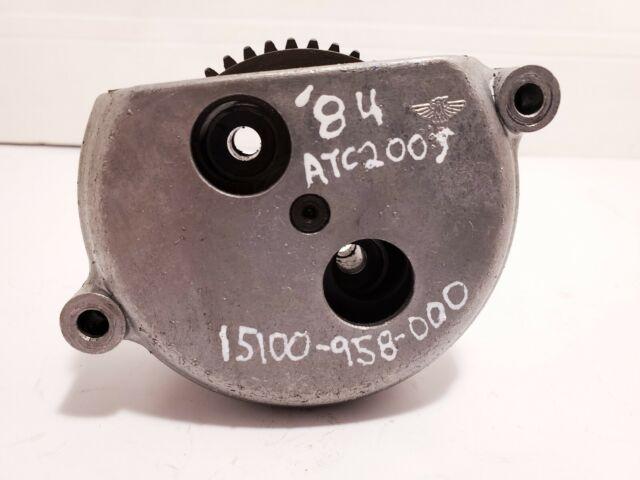 1984 Honda ATC200S OEM  OIL PUMP ASSY., 15100-958-000