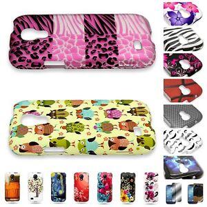 For-Samsung-Galaxy-S4-Mini-i9190-Hard-Slim-Design-Cover-Case