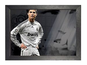 Ronaldo-20-Real-Madrid-Portugais-Football-Lecteur-Affiche-Sport-Motivation-Star