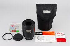 【NEAR MINT】 Pentax FA SMC 100mm F/2.8 macro AF Lens for K Mount from japan #73