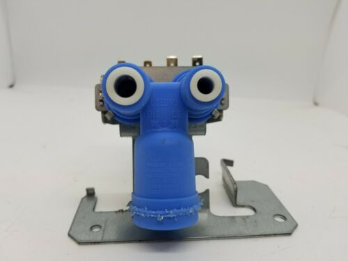 Details about  /OEM GE Refrigerator Water Inlet Valve Assembly WR57X10032 WR57X10040