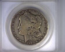 ANACS VG10 TOP 100 VAM 29A 1900 O MORGAN SILVER DOLLAR UNITED STATES COIN 1900O