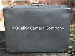 "Hard Plastic Equipment Case (Grey) Interior Measurements: 21"" x 15"" x 8"" (LWH)"