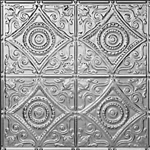 Tin-Ceiling-Tile-Pattern-1219-Multiple-Colors-Available