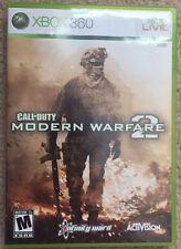 Call of Duty: Modern Warfare 2 (Microsoft Xbox 360, 2009)